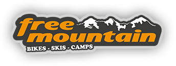 Free Mountain Logo